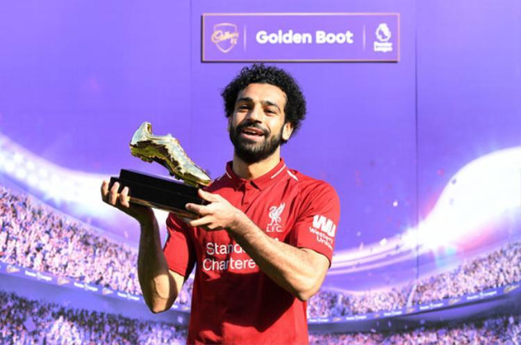 Salah độc chiếm các danh hiệu cá nhân.