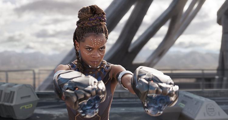 Cộng đồng fan ủng hộ Shuri trở thành Black Panther trong Avengers 4