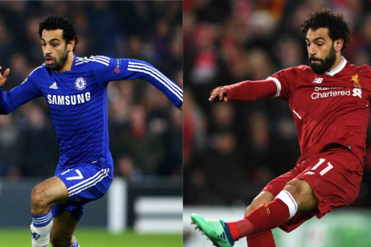 """""""Người hùng"""" Salah của Liverpool mùa giải này đã từng bị Chelsea bỏ rơi."""