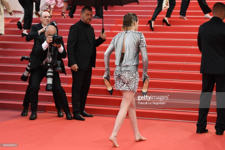 Shock văn hóa với những gương mặt lố, lộ và dị trên thảm đỏ Cannes 2018 ngày 7