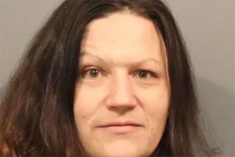 Chân dung nữ sát nhân Kelly M. Cochran. Ảnh: Văn phòng cảnh sát trưởng hạt Lake