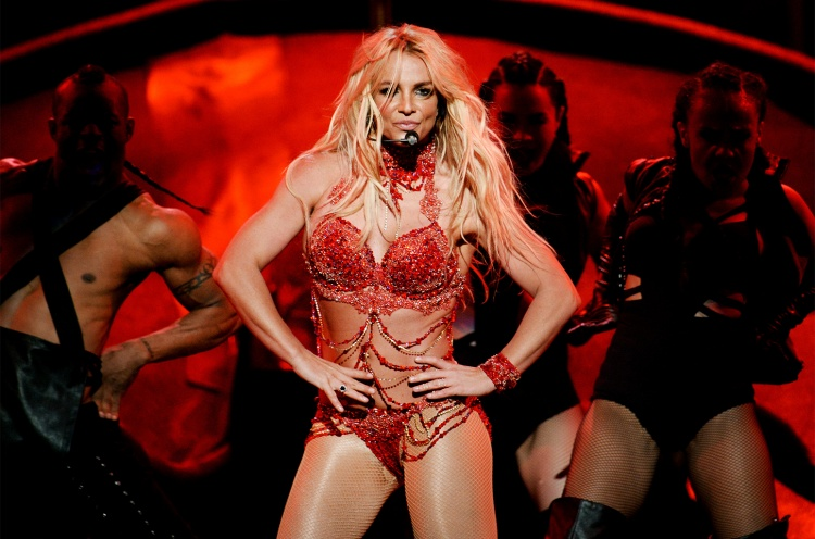 """Britney là định nghĩa rõ ràng nhất cho câu """"Phong độ là nhất thời, đẳng cấp mới là mãi mãi"""""""