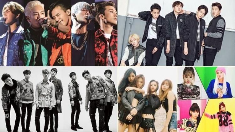 Fan ủng hộ các thành viên khác của YG rời bỏ công ty quản lý này.