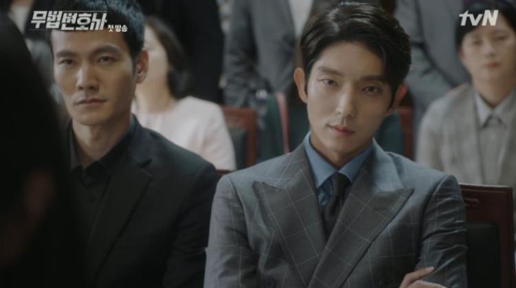 Lawless Lawyer khởi đầu đầy thuận lợi, liệu đây sẽ là tác phẩm giúp Lee Jun Ki lấy lại phong độ của mình?