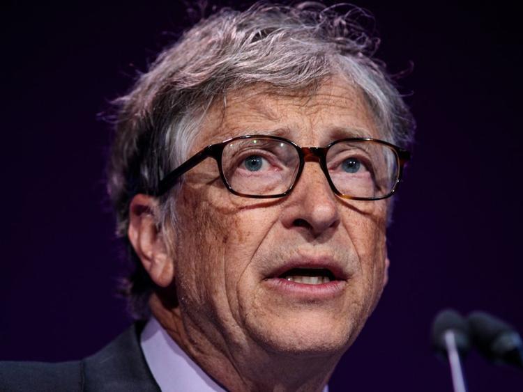 2. Bill Gates, người đồng sáng lập Microsoft. Tài sản ròng: 90,5 tỷ USD. Gates hiện giờ chủ yếu tập trung vào các hoạt động thiện nguyện thông qua quỹ Bill & Melinda Gates Foundation.