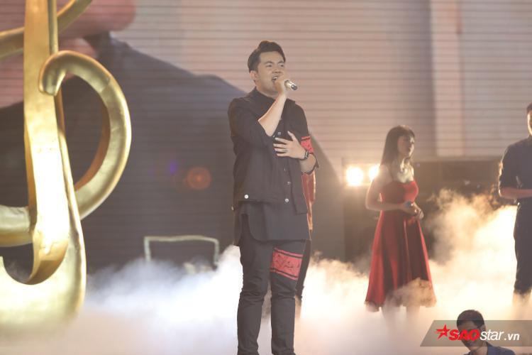 Andiez - Á quân Sing My Song 2018