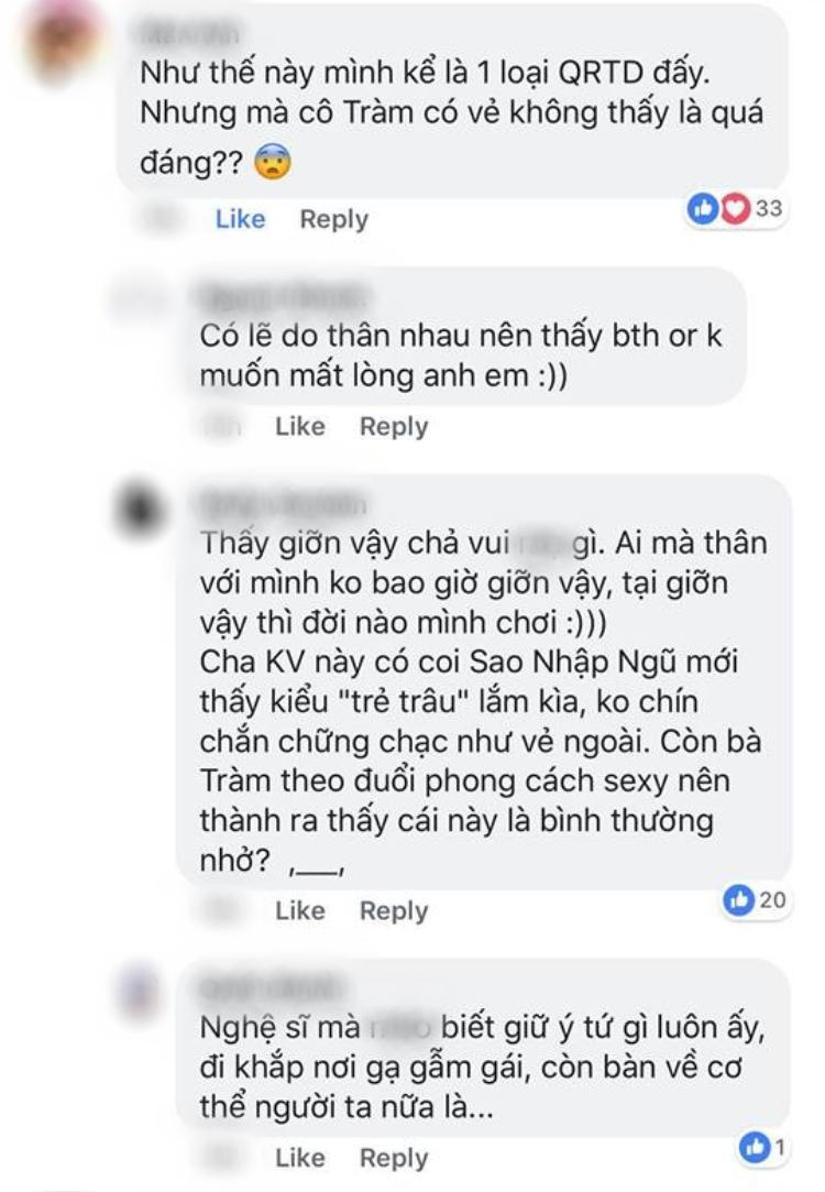 Nhiều fan bất bình vì bài viết của Khắc Việt.
