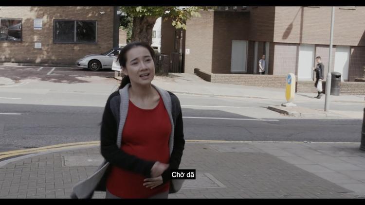 Nhã Phương mang bầu sắp sinh trong phim do chính cô sản xuất và được trình chiếu tại LHP Cannes 2018