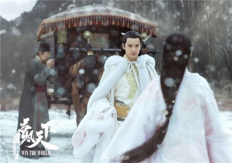 Shock: Lý Thần chính thức thay thế Cao Vân Tường, trở thành Tần Thủy Hoàng trong Thắng thiên hạ
