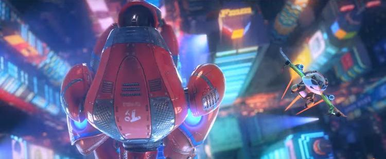 Đại Nghĩa và Ngọc Trai lồng tiếngHổ con và Cá Sấu Răng Sún trong phim hoạt hình Giải cứu Tí Nị