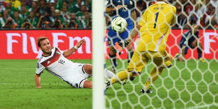 Goetze không được triệu tập cho World Cup 2018. Ảnh: Reuters