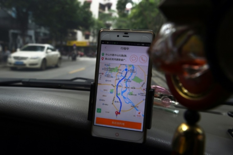 Người dân Trung Quốc đang rất hoang mang trước tình trạng bị tấn công trên xe taxi. Ảnh:Richmond News