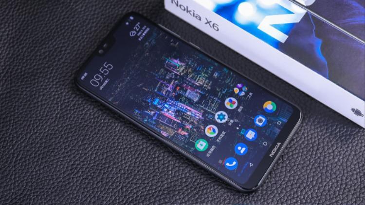 Nokia X6 chính thức ra mắt: thiết kế tai thỏ, camera kép, giá chỉ từ 4,5 triệu đồng