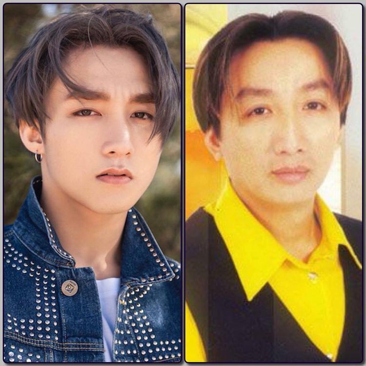 """Nghệ sĩ Trường Vũ chính là phiên bản khi """"xế chiều"""" của Sơn Tùng?"""