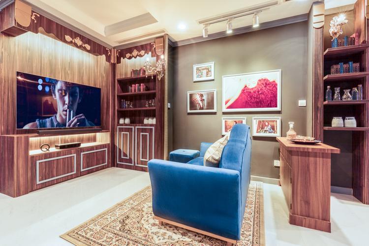 Với diện tích một phòng khách dao động trong khoảng từ 10 mét vuông đến 15 mét vuông, lựa chọn màn hình kích thước 65 inch sẽ mang lại một trải nghiệm giải trí tối ưu.