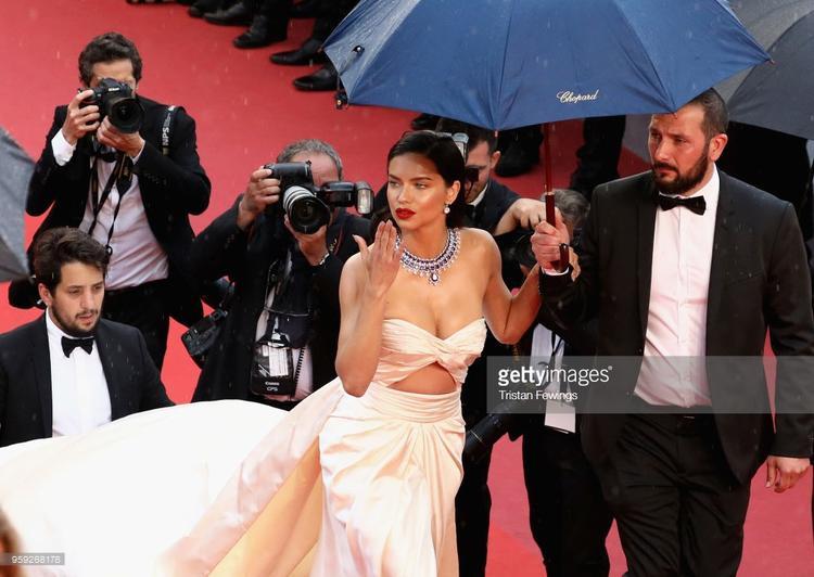 Thảm đỏ Cannes ngày 9: Sao Hollywood gốc Việt Maggie Q đối đầu loạt mỹ nhân chân dài