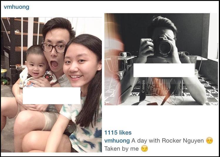 Loạt bạn gái cũ xinh đẹp của Rocker Nguyễn chứng tỏ anh chàng này đào hoa là có thật