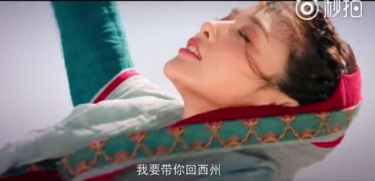 Tiểu Phong đẹp ngây ngất trong trailer đầy bi thương.