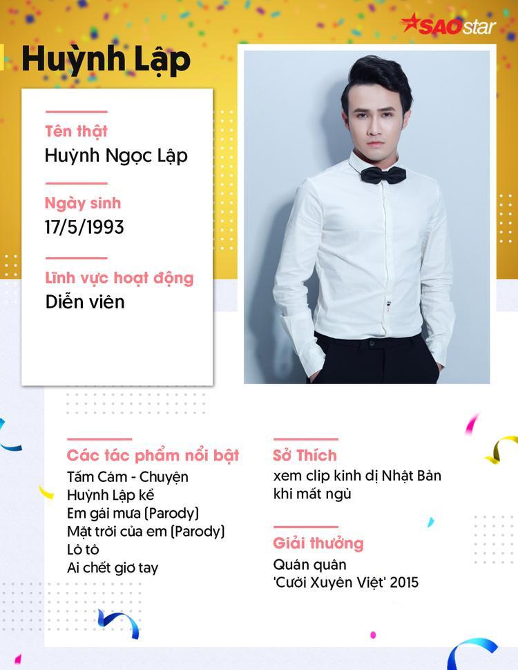 Huỳnh Lập tuổi 25: Từ chàng trai trầm cảm đến gương mặt sáng giá của showbiz Việt