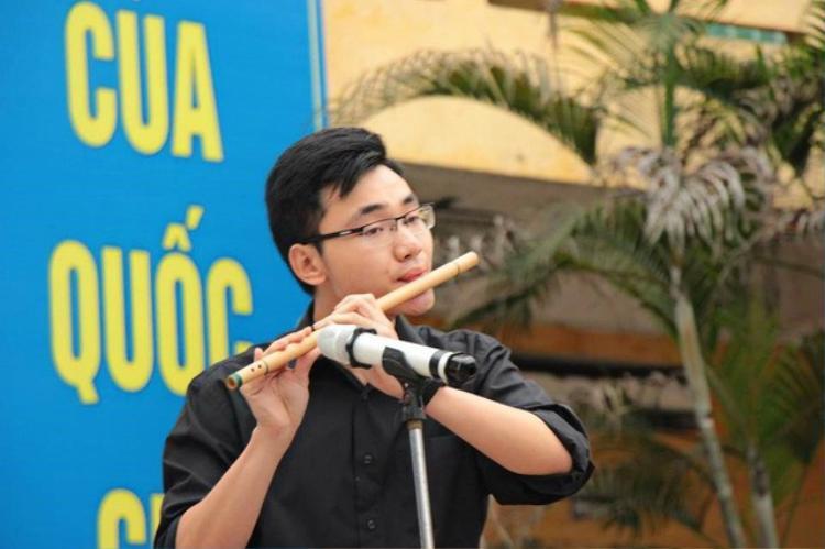 Bùi Minh Thắng là chủ nhân 12 suất học bổng đại học Mỹ mùa tuyển sinh 2018