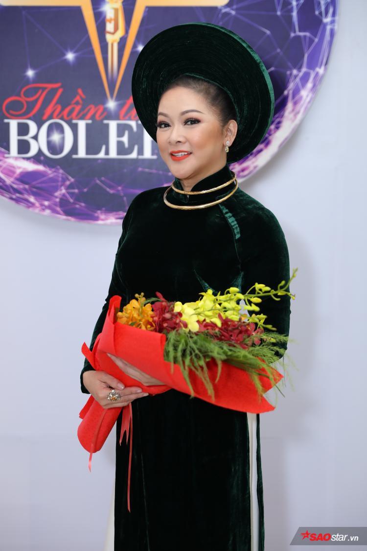 HLV Như Quỳnh là cái tên được khán giả trong và ngoài nước dành tình yêu mến mộ suốt hơn 20 năm qua.