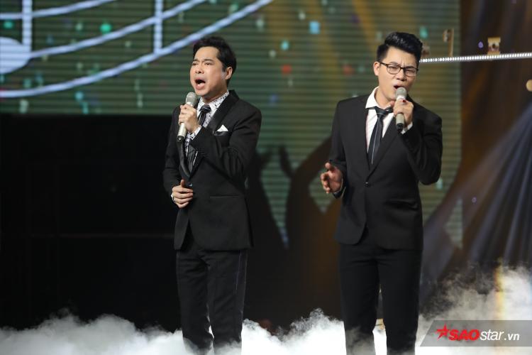 Thầy trò Ngọc Sơn - Duy Cường hoà giọng trong ca khúc mới toanh Thần tượng của tôi.