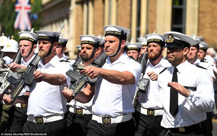 Lực lượng Hải quân. ẢnhShutterstock