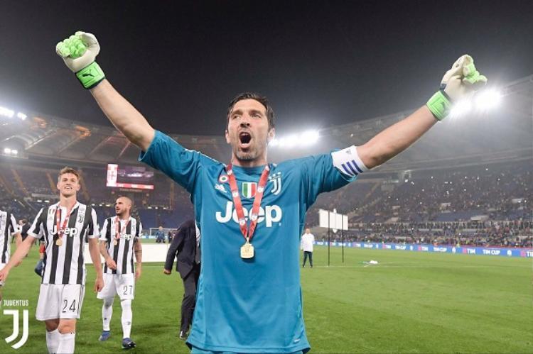 Gianluigi Buffon sẽ chia tay Juventus vào cuối mùa này (Ảnh: Juventus/Facebook).