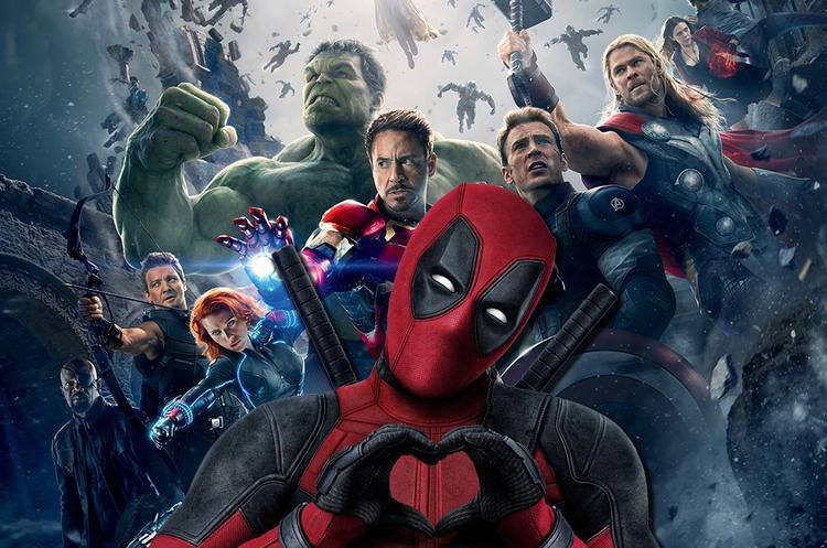 """Là siêu anh hùng nhưng Deadpool cũng """"trúng bùa yêu"""" của MCU đó thôi!"""