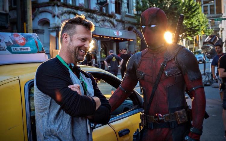 """Đao diễn phim David Leitch cũng hào hứng tham gia vào dàn """"quần chúng"""" của Deadpool 2."""