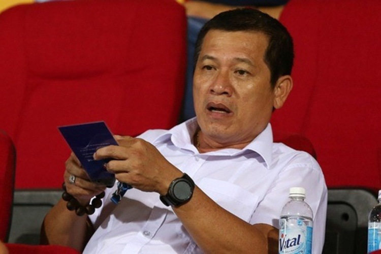 Ông Dương Văn Hiền sốc vì chuyện xảy ra ở cuộc họp ngày 15/5. Ảnh: H.Đ