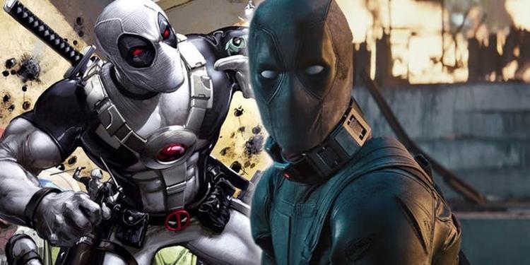 Trang phục bị cháy đến xám tro dễ làm khán giả liên tưởng đến Pool trong X-Force của Marvel.