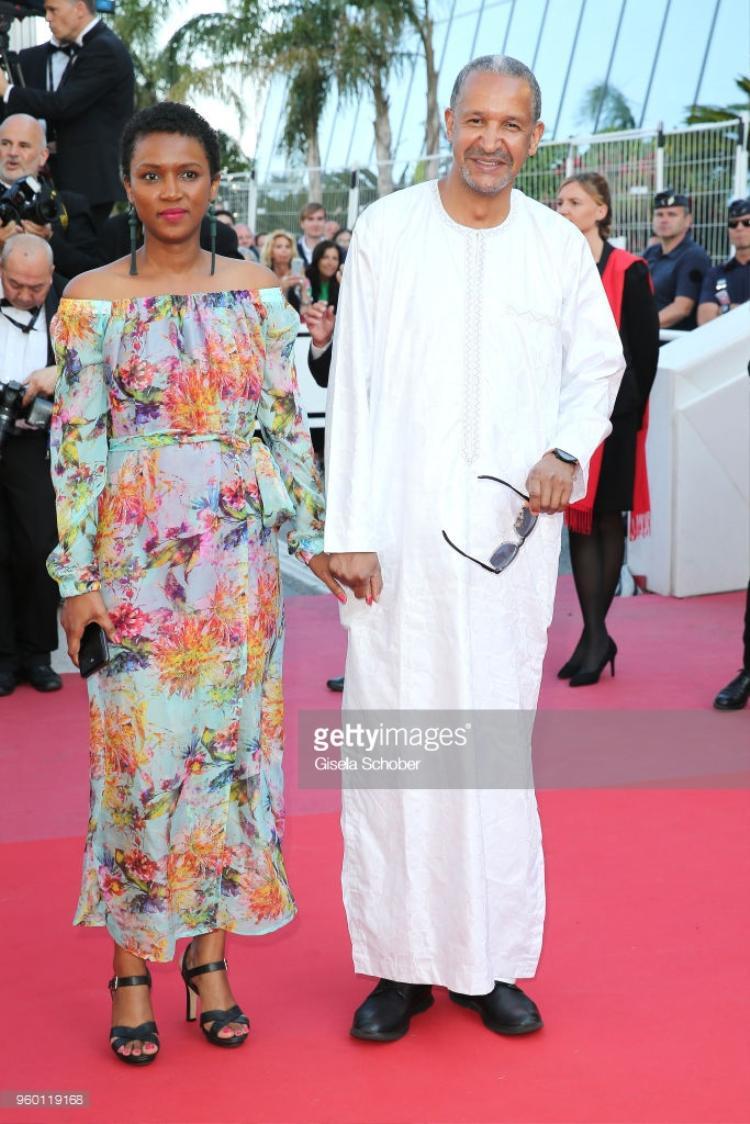 Kessen Sissako và Abderrahmane Sissako