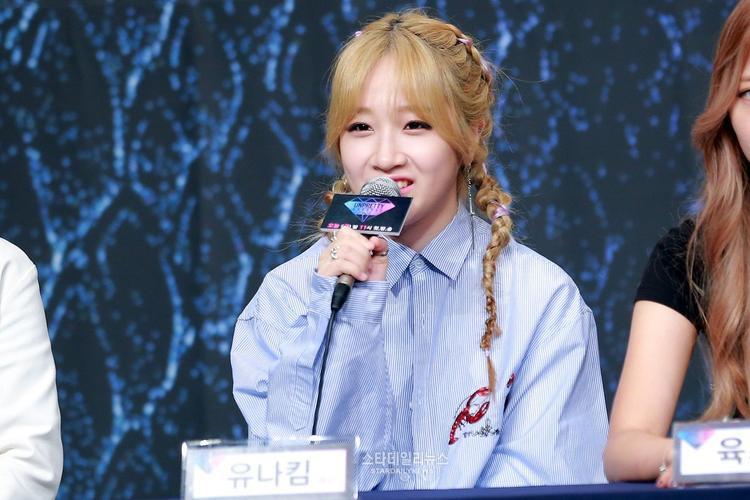 Euna tìm kiếm cơ hội tại Unpretty Rapstar 3 nhưng không thành công.