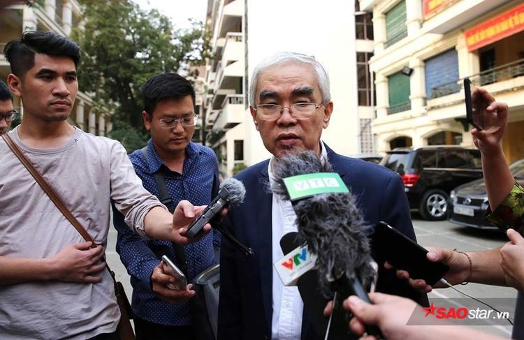 Chủ tịch Lê Hùng Dũng.