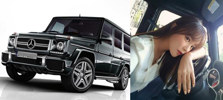 Mercedes AMG G 63 là dòng xe SUV được khá nhiều người trong giới giải trí của Hàn Quốc sở hữu. Bên cạnh Hong Jin Young, Dok2 và Park Han Byul cũng được cho là có chiếc xe 140.000 USD này.