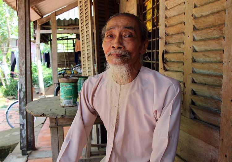 Ông Dương Văn Triều khẳng định chuyện con gái không ăn cơm là có thật.