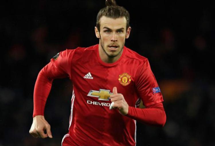 Gareth Bale là mục tiêu số 1 của Man United.