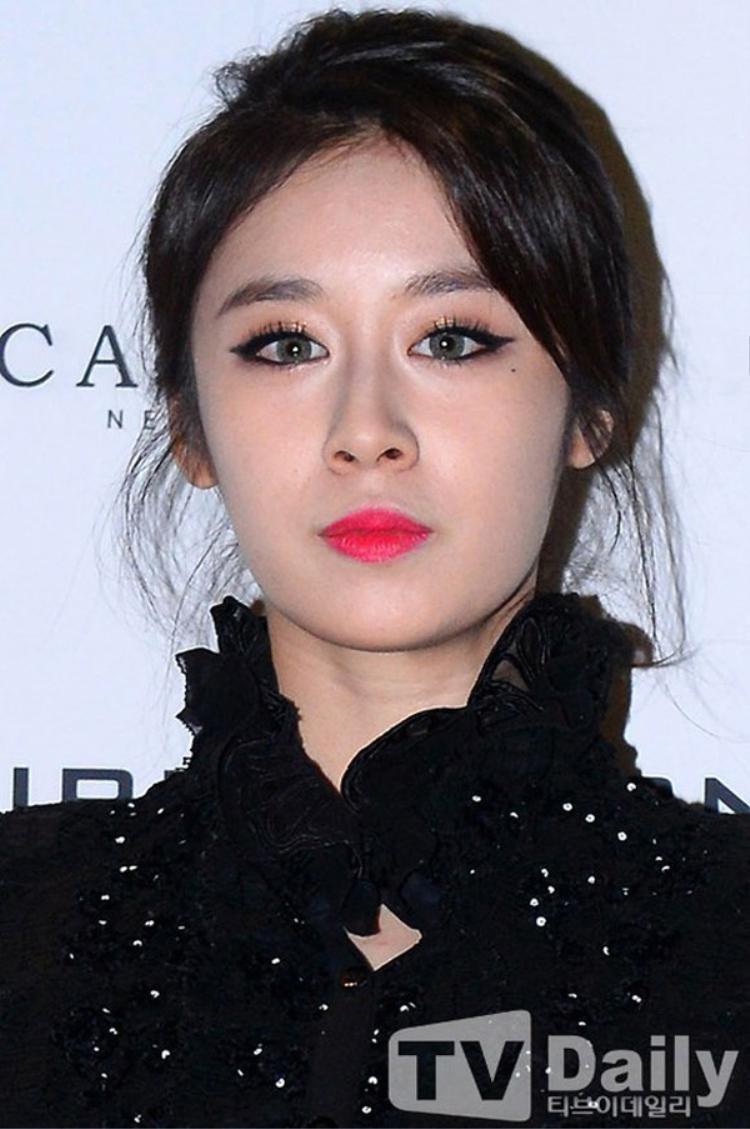 Đây có phải là Jiyeon xinh đẹp?