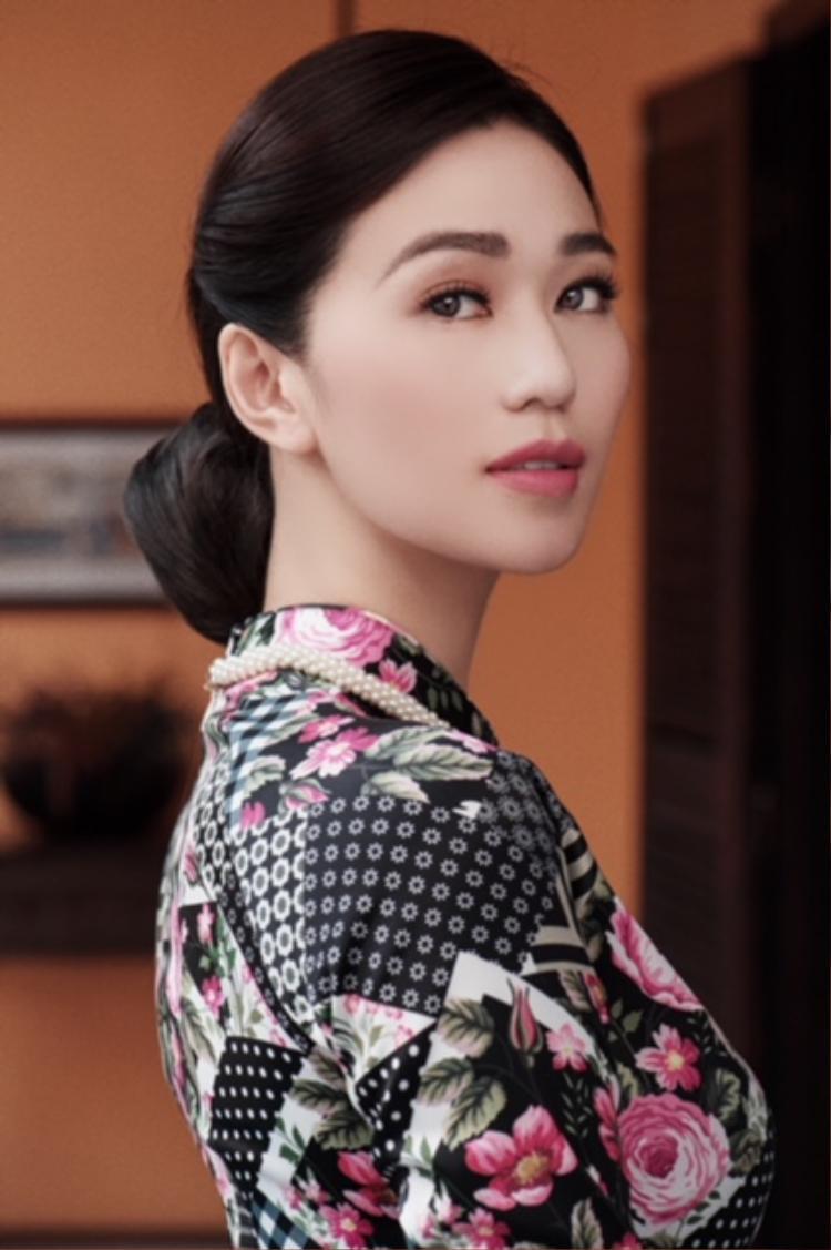 """Khánh My nhận được nhiều lời khen ngợi khi nhập vai khá """"ngọt"""" trong Mỹ nhân Sài thành."""