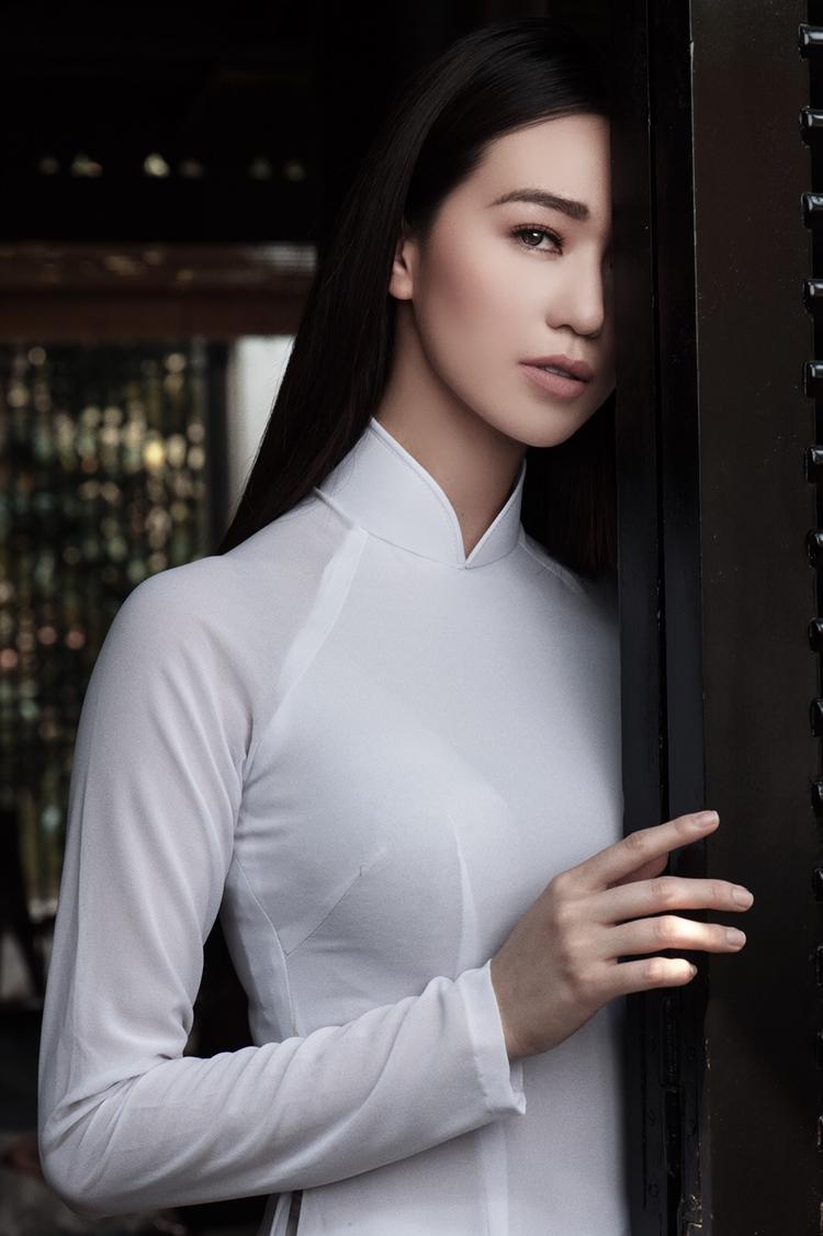 Những hình ảnh mới nhất của Khánh My.