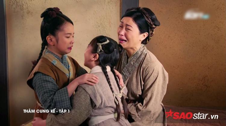 Chị gái Nguyên Nguyệt vì tiến cung mà chị em xa cách