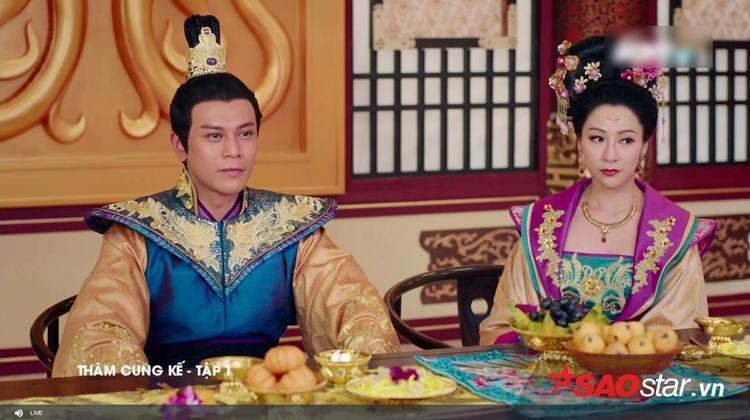 Con trai trưởng của Đường Duệ Tông: Tống vương LýThành Khí và Tống vương phi.