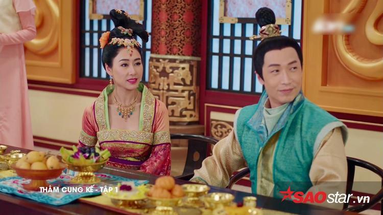 Con trai thứ của Đường Duệ Tông: Bình vương Lý Long Cơ và Bình vương phi.