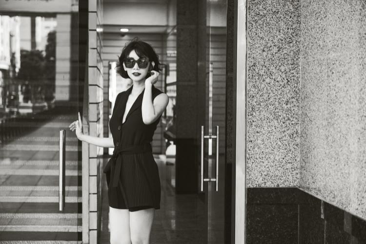 Cô cùng với các cộng sự của mình đã tổ chức buổi casting đầu tiên tại một rạp chiếu phim ở Hà Nội.