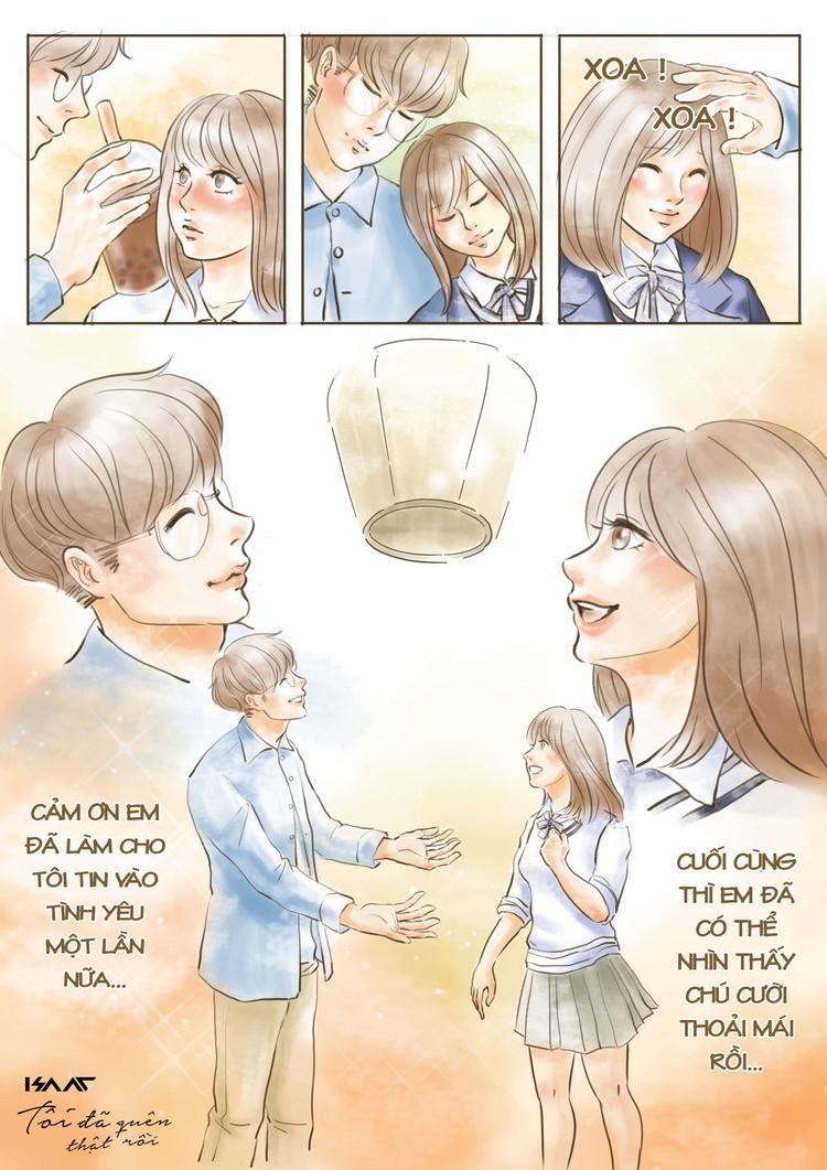 Lần đầu tiên 1 ca sĩ Việt làm cả bộ truyện tranh tặng kèm theo MV!
