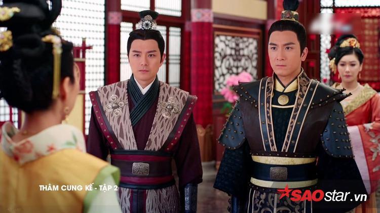 Đúng lúc đó Nhậm Tam Thứ và Hà Li đến Thượng cung cục để điều tra…