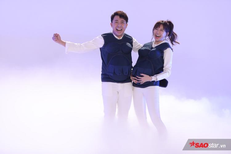 Vợ chồng Trấn Thành mong muốn chào đón đứa con ra đời trong sự đầy đủ cả vật chất lẫn tinh thần.