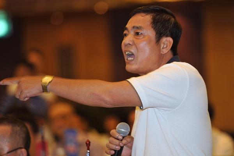 Ông Trần Mạnh Hùng xin từ chức Phó chủ tịch VPF nhưng vẫn là thành viên trong Hội đồng quản trị (Ảnh: Vietnamnet)