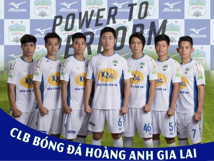 CLB HAGL có nhiều tuyển thủ đóng góp vào chiến tích của U23 Việt Nam vừa qua.